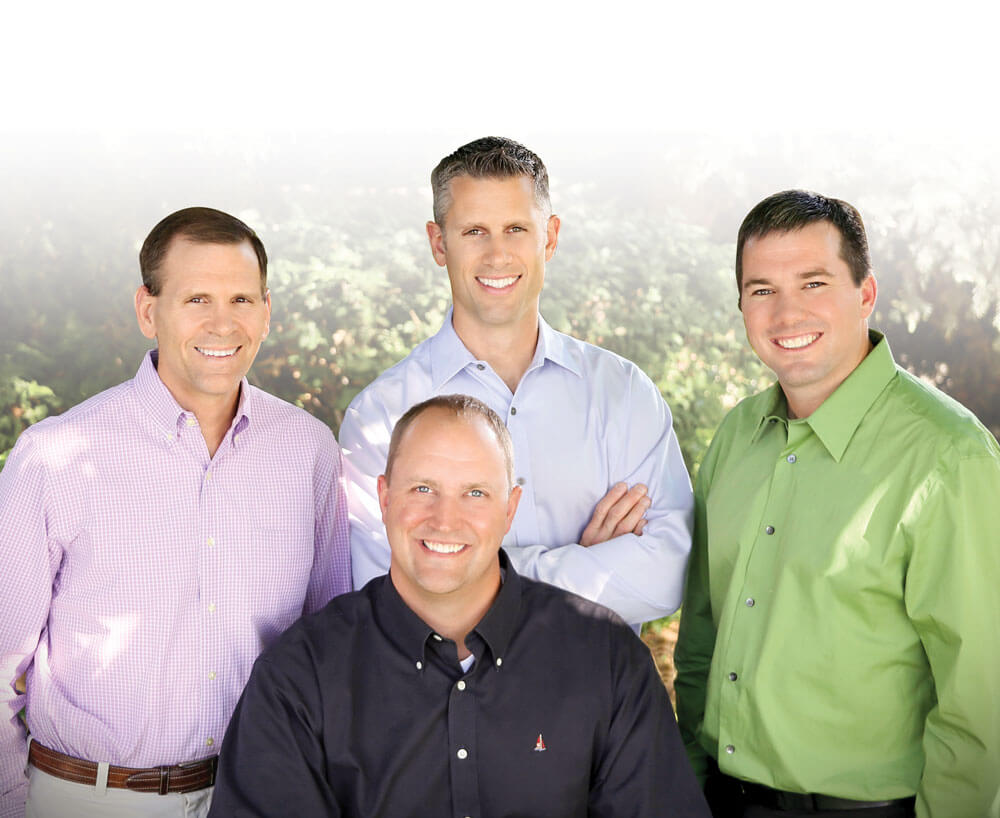 Chalet Dental - Drs. Trammell, Gutman, and Austin's team